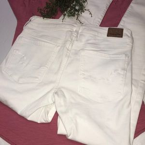 American Eagle Outfitters Skinny High Rise Sz 6L